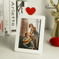 lovely decorative wood photo frame 7 inch modern picture frame