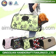 15 Years Factory hot selling durable pet products dog carrier/travel bag/pet outside bag