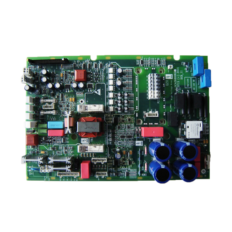 Multilayer rohs high cti elevator pcb