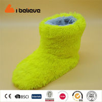 Ladies footwear colorful indoor shoes cheap wholesale boots