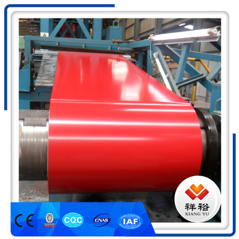 Color prepainted gi steel coil for roofing sheets