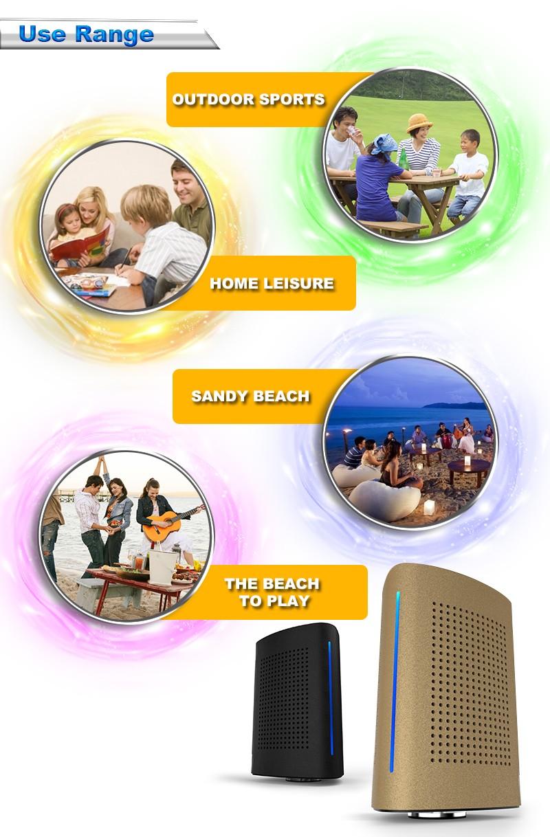 Super Bass 36W Wireless Bluetooth Speaker Made in Shenzhen