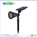 Outdoor Super Bright Micro Solar Spotlights 5v with Lithium Battery