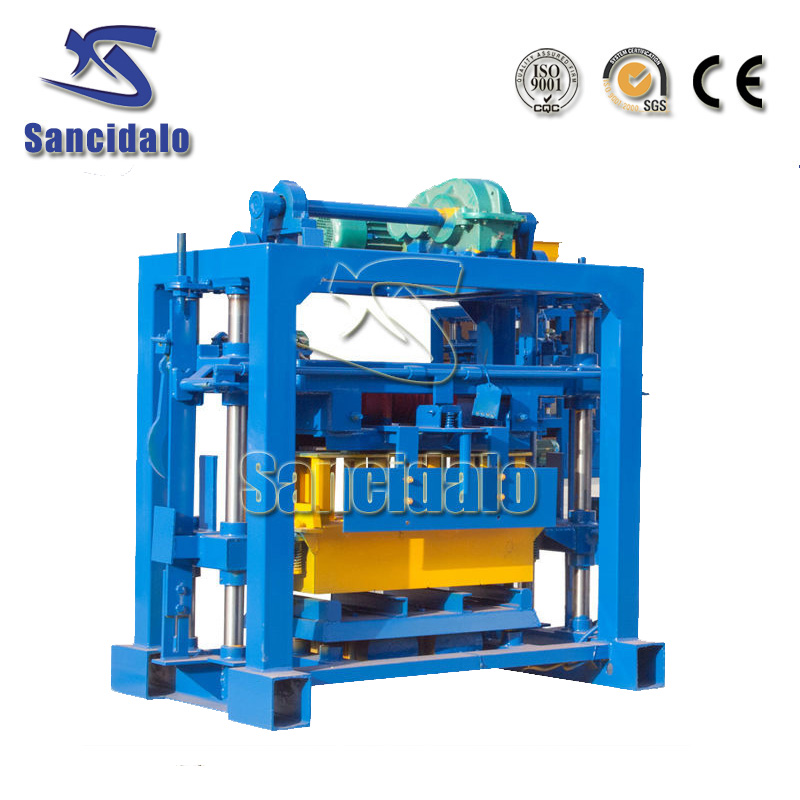 ecological soil cement Brick Making Machine Manufacturers from China