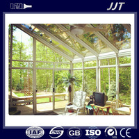 Top quality assurance extruded aluminum sunrooms