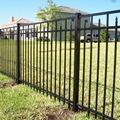 tubular steel fence,steel bar fence,steel grills fence design