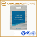 professional manufacturer bespoke hot sale die cut handle plastic polythene bags