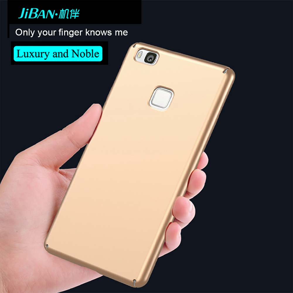 Luxury frosted special designed and perfect match Light Hard PC Cell Phone Back Cover phone Case For Huawei P9 Lite