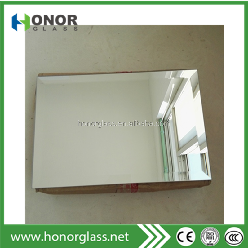 factory price good quality copper free silver glass mirror sheet