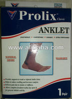 PROLIX Stretchable Ankle Foot Support for Sports Exercise Pain Relief