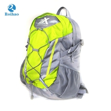 Solid Fluorescent Canvas Candy Bright Color Backpack