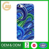 Popular Customized Cell Phone Cover Various Colors Wholesale Customized Tpu Phone Case For Iphone 5
