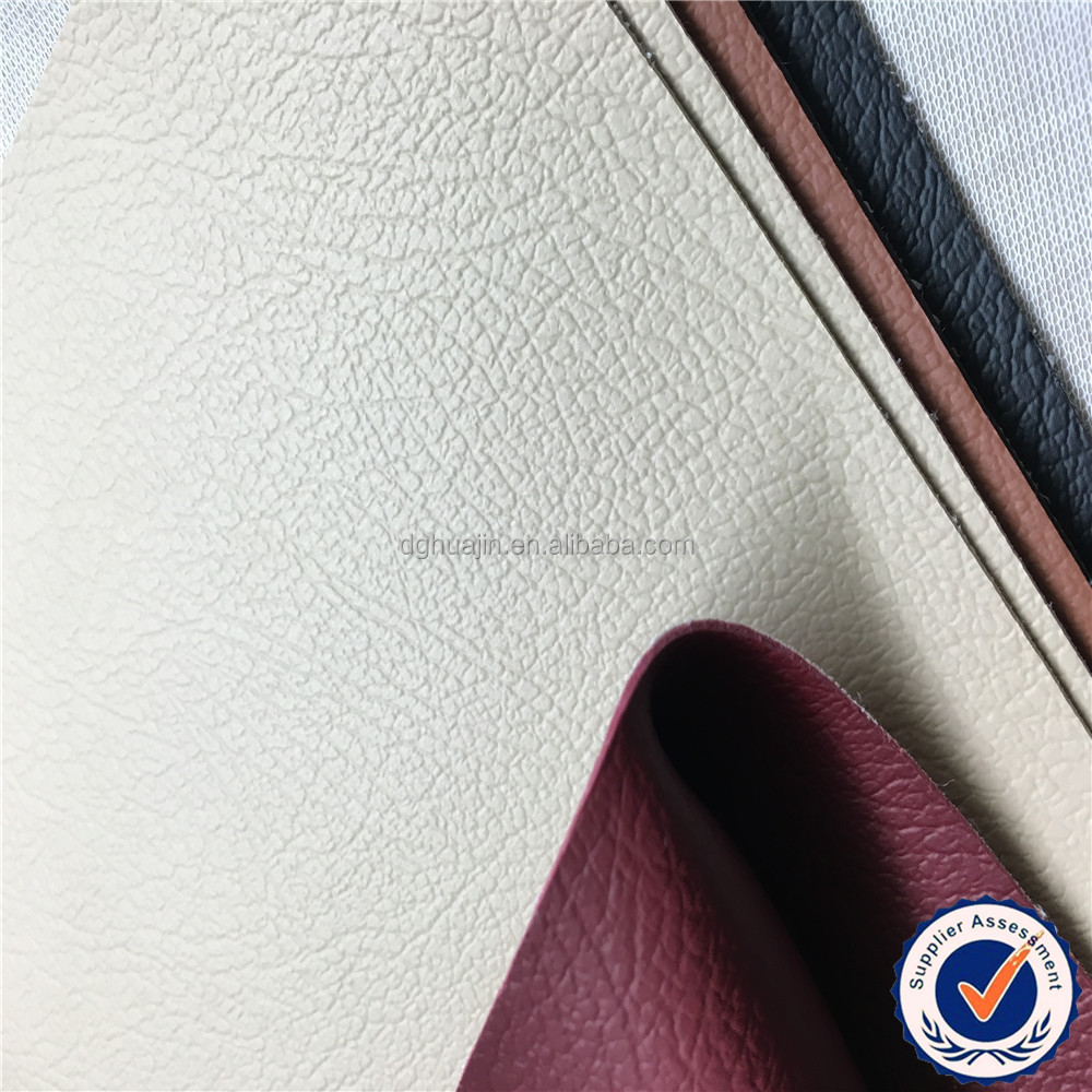 2016 imitation leather for car seat cover