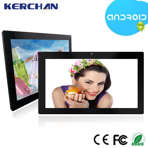 Commercial use 21.5 inch Android Tablet PC/ android 4.0 3d player