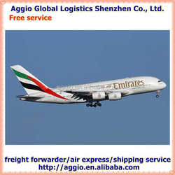 cheapest air freight from China to USA hanging pod chair Air freight logistics