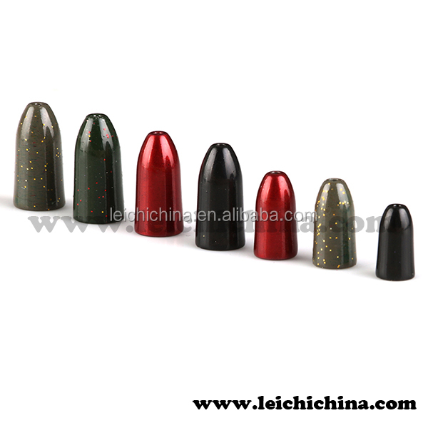 97% pure Tungsten Bullet Fishing Weight