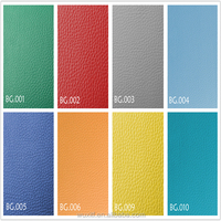 Lichi pattern PVC sports Flooring from factory for indoor