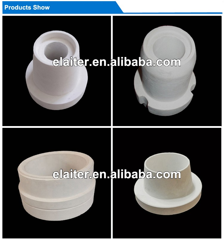 Aluminium silicate riser and feeder sleeves/sprue cup/sprue bush/pouring casting cup/pouring bush/runner set