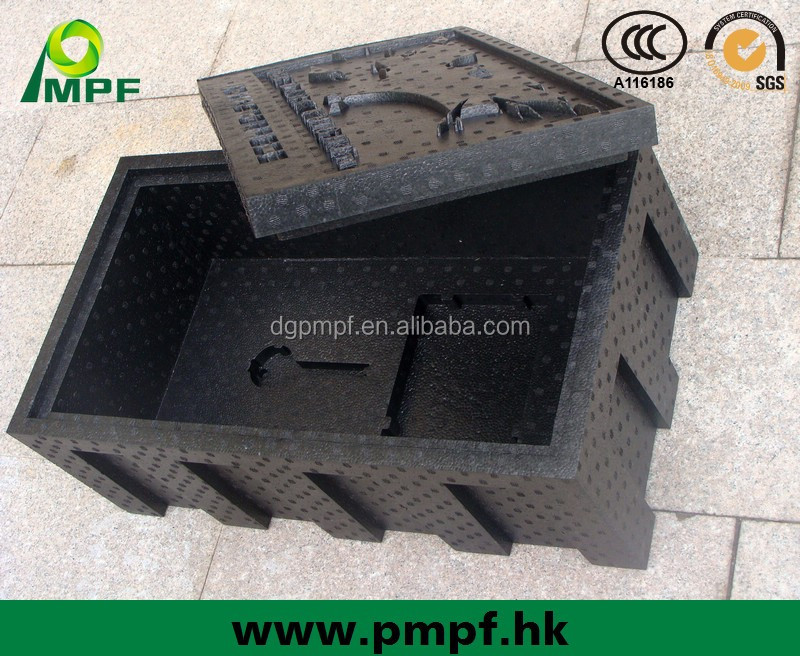 Expansible Polypropylene EPP packing for automotive parts