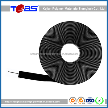 Insulation sealing thread co-extrusion sealing tape