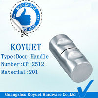 Free Sample Toilet Partition Cubicle Stainless Steel Door Handle Manufacturer