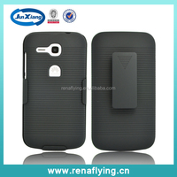 phone accessory funda clip for huawei y600 case
