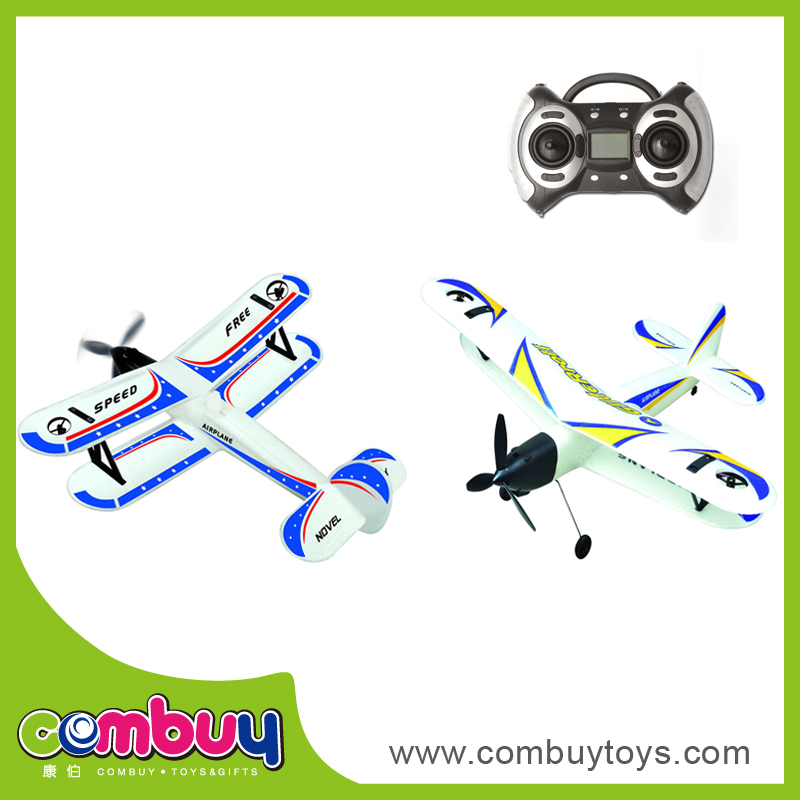 Hot selling outdoor toys remote control long range rc glider fuselage