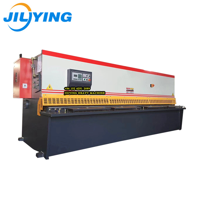 High Efficiency! QC12y 16x3200 Hydraulic Swing Beam steel plate shearer for industrial tool or digital plate shearing machine