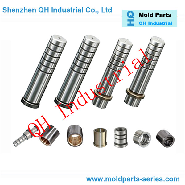 Locating Guide Pillar with Annealing Heat treatment by hot die steel for Precision Mold Components - Non-Standard
