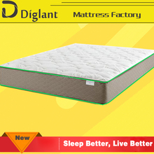 cuddle 100% natural latex vacuum packed mattress