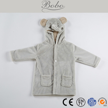 High Quality Cute Flannel Coat for Babies
