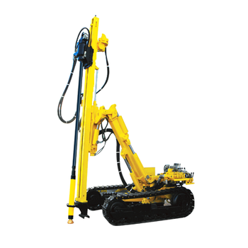 SW-D50-DTH Mini  Rock Drill Rig Machine,Rock Drill Bit Breaker