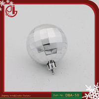 Cheap Christmas Ball Party Supply Decoration For Christmas Tree Hanging Decoration