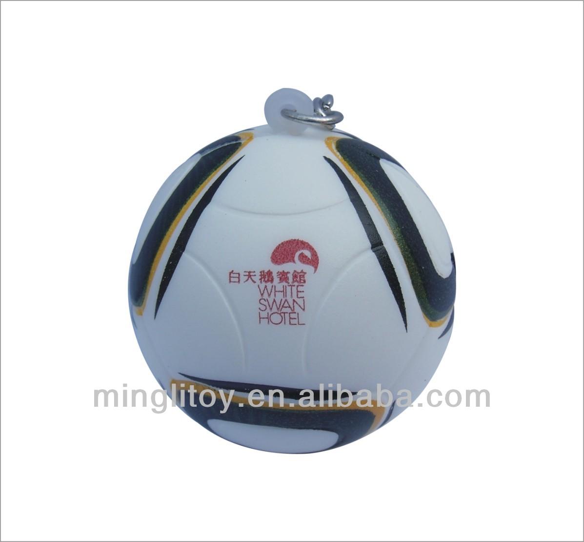Pu foam soft OEM stress ball for kid and promotion