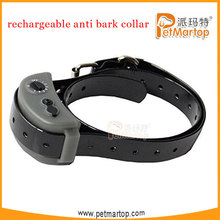 New Pet Dog Anti-Bark Training Shock Control No Barking Collars TZ-PET854