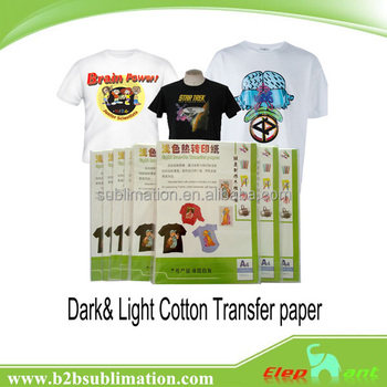 Best quality t shirt printing no cut dark color reflective for Best quality shirts to print on