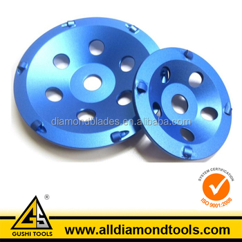 PCD Tools Diamond Cup Grinding Wheel for Coating Removal