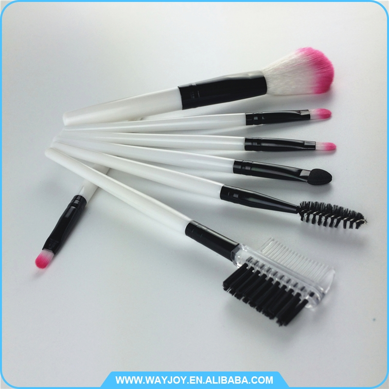 shenzhen beauty products oval black toothbrush makeup brush