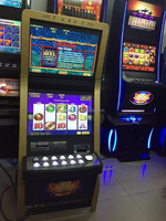 Popular in Italy Casino slots style game machine gambling machine