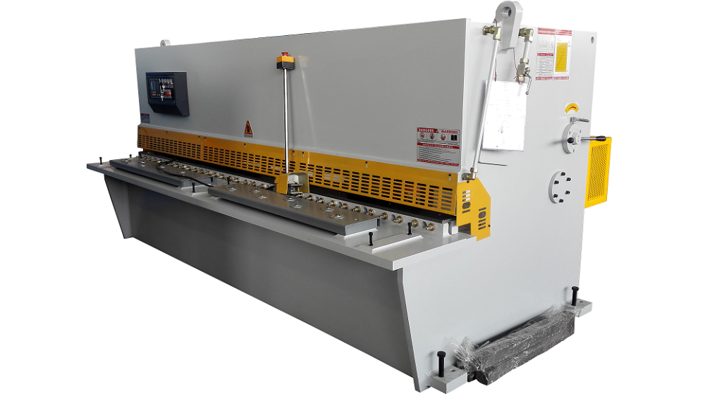 high speed metal plate Hydraulic CNC Plate Shearing Machine