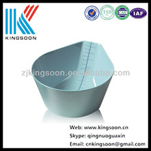 Sloped bowl