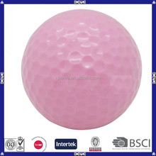 professional customized color novelty used golf ball