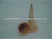 Regular Ice Cream Sugar Cone for Sale