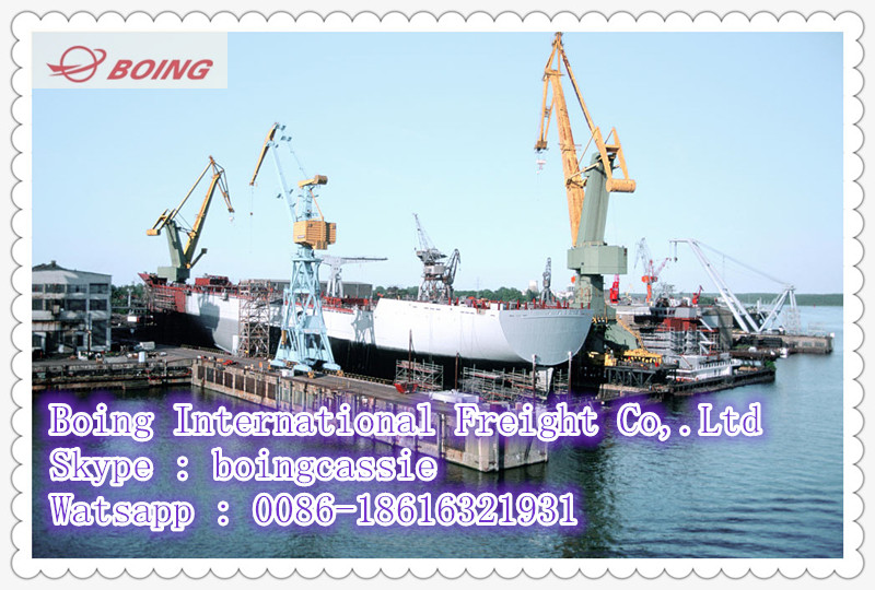 China drop shipping agent container rate FCL&LCL to JEBEL ALI(DUBAI)/ UAR - Skype: boingcassie
