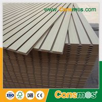 colored slotted mdf board
