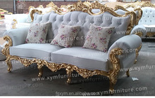 Foshan Factory Handmake Leather Sofa