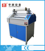 Pneumatic with pressure system photo laminating machine