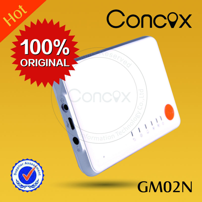 Concox wireless 12 defense zone house alarm intrusion system with outdoor pir sensor GM02N