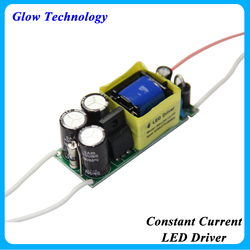 Constant Current LED driver 24w 450mA 6~12*2W AC 85~265V DC 18~38V for LED Panel Light