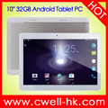 10.1 Inch Touch Screen Metal Cover 2GB RAM/32GB ROM Quad Core WiFi & GPS Android 3G Tablet PC UTAB B906